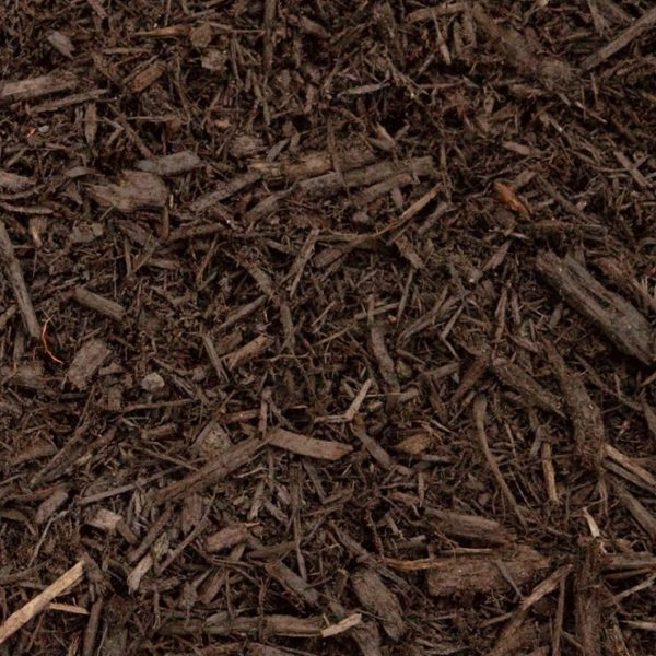Premium Brown Mulch