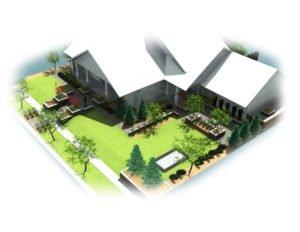 Landscape Design 3d Scaled