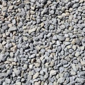 "Standard Construction Gravel 3/4"""