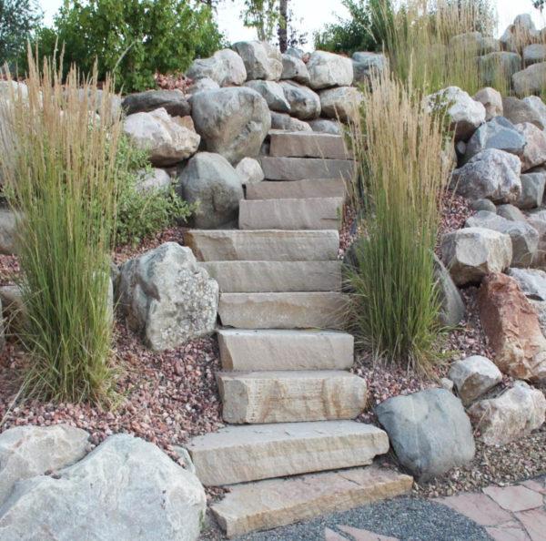 Natural Stone Steps (Blonde)