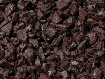 Brown Rubber Mulch